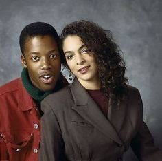 Powerhouse tv couple right here Tv Show Couples, Movie Couples, Black Actors, Black Celebrities, Celebs, Dwayne And Whitley, Jasmine Guy, Black Sitcoms, Black Tv Shows