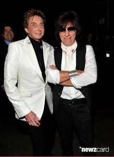 Barry Manilow and Jeff Beck attends 2011 MusiCares Person of the Year Tribute to Barbra Streisand at Los Angeles Convention Center on February 2011 in Los Angeles, California. Los Angeles Convention Center, Jeff Beck, Barry Manilow, Barbra Streisand, John Legend, The Beatles, The Man, February 11, How To Apply
