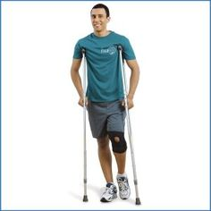 Crutches by Hugo are lighter than wood and are manufactured from lightweight anodized aluminum, supporting up to 300 lbs. These tall adult size, adjustable crutches can accommodate a user height of to Crutches, Reptile Accessories, Nice Tops, Underarm, Sporty, Pairs, Medium, Shopping, Health