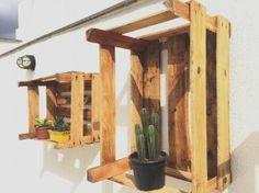 DIY: prateleira de caixote. – Blog Cariocando