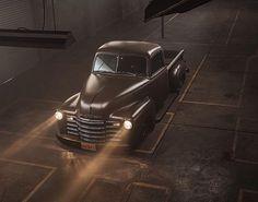 Hot Wheels - Cool shot via @eastonchang of @heathpinter old truck for…
