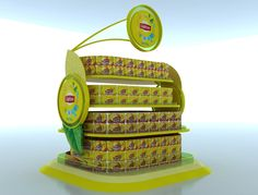 Lipton Product Display on Behance