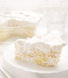 Fruit Tiramisu Cake (no bake)
