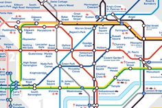 Study in the UK – Blog Universia » Tip on How to Use London's Underground System