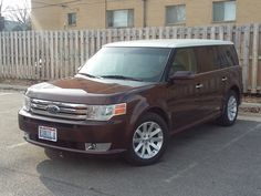 13th Car. 2010 Ford Flex  SEL 3.5 V6. Every car you'll ever need. Oceans of space inside. Luxurious, quiet and quick. Only downside is the mpg - averaging around 22mpg. 275 bhp.