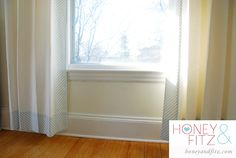 Easy Bias Stripe Nursery Curtains & Diagonal Stripe Fabric