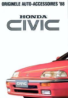 honda civic catalogue
