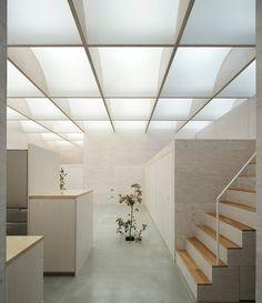 Wohnhaus, Daylight House, Yokohama, Takeshi Hosaka