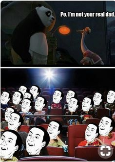 LOL funny meme submission kung fu panda you dont say MGM Crazy Funny Memes, Really Funny Memes, Stupid Funny Memes, Funny Laugh, Wtf Funny, Funny Relatable Memes, Hilarious, Funny Stuff, Sarcastic Memes