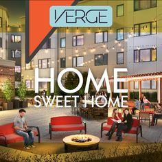 #HomeSweetHome inspired branded graphic created by our design team for our student housing client in Ohio! #studenthousing #socialmedia #marketing #design