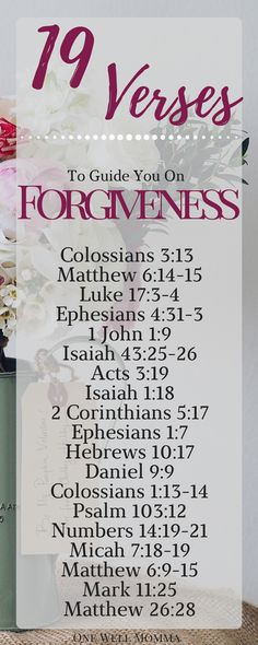 ideas quotes bible forgiveness scriptures for 2019 Bible Verses About Forgiveness, Forgiveness Quotes, Bible Verses Quotes, New Quotes, Bible Scriptures, Prayer Quotes, Faith Quotes, Wisdom Quotes, Anxiety Verses