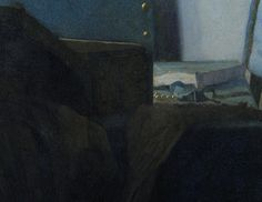 Woman in Blue Reading a Letter (detail), Johannes Vermeer