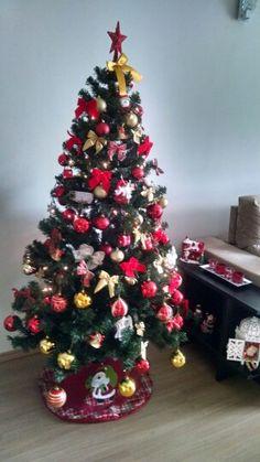 Árvore de Natal , tão minha