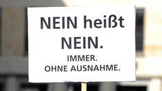"""Einstimmiger Beschluss des Bundestags: Im Sexualstrafrecht gilt künftig das Prinzip """"Nein heißt Nein"""""""