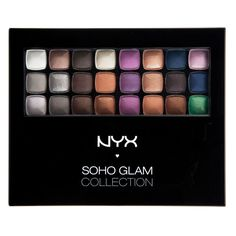 Soho Glam Collection