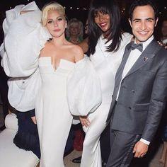 Lady Gaga/Instagram/ Lady Gaga/Naomi Campbell/Zac Posen