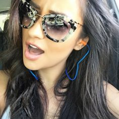 Shay's sunglasses are so pretty. | Pretty Little Liars