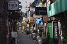 Shinjuku Golden-gai
