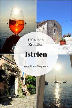 Reisetipps für einen Sommerurlaub in Kroatien / Istrien. #travel #reiselust #kroatien #istrien