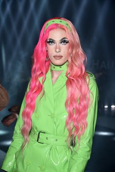 Gigi Goode Photos - Gigi Goode attends Lady Gaga Celebrates the Launch of Haus Laboratories at Barker Hangar on September 2019 in Santa Monica, California. - Lady Gaga Celebrates The Launch of Haus Laboratories - Inside Queen Fashion, Girl Fashion, Fashion Design, Bio Queen, Drag Queen Outfits, Rupaul Drag Queen, Adore Delano, Queen Makeup, Love Your Hair
