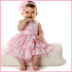 vestidos de niña elegantes para fiestas