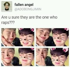 Nah. They are simply Namjoon and Yoongi