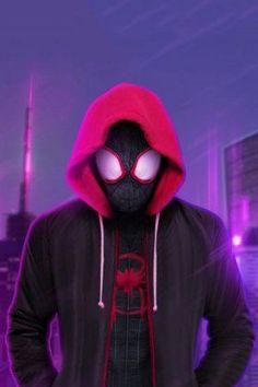 Old Miles Morales Fights For His Final Mission Miles Spiderman, Miles Morales Spiderman, Black Spiderman, Spiderman Spider, Spider Man, Spiderman Suits, Films Marvel, Marvel Art, Marvel Dc Comics