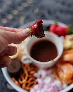 Chocolate Fondue Shoot Tasting is the best part of all of this.  Each element can be so different. Sweet and sweet. salty and sweet. Flavor combinations is the beauty of food. The joys of finding that ideal food pairing that makes your tastes buds light up.  I loved the fruity combos. strawberries and chocolate is a staple. I was surprised at how much apple and chocolate went well together. Food Pairing, Bud Light, Taste Buds, Chocolate Fondue, Strawberries, Apple, Make It Yourself, Canning, Sweet