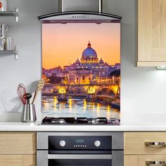 Rome   Feeling the Love this Valentine's... Why not pick a personalized splashback for your loved one. Have a special place you both shared? We have a wide range of romantic places to choose from.