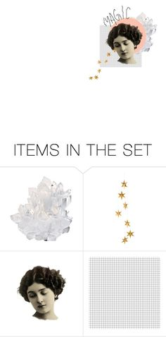 """magic"" by caylor ❤ liked on Polyvore featuring art"