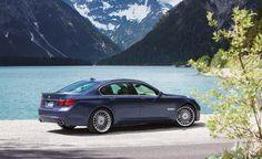 2013 BMW Alpina B7. 540 HP