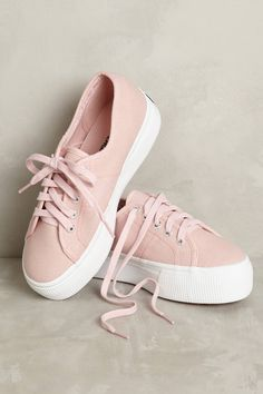 Shop the Superga Pink Canvas Platform Sneakers and more Anthropologie at Anthropologie today. Read customer reviews, discover product details and more.