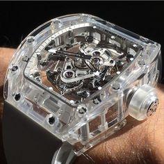 Richard Mille, Amazing Watches, Cool Watches, Audemars Piguet, Patek Philippe, Designer Dress Shoes, Rolex, Omega, Tourbillon Watch