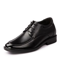 355359d5f07 Breathable Oxfords height increasing sandals shoes grow taller 6cm   2.36 inches invisibly