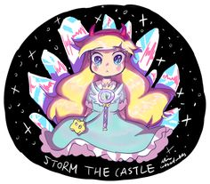 Storm the Castle by LovableQueen on DeviantArt