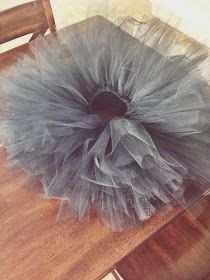 The Johnston's: {DIY toddler tutu}