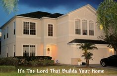 God's love is what makes a house A home where you can live And His love is the foundation And the tool He builds with