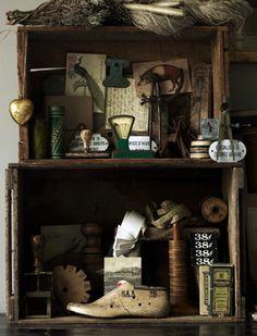 LIA Leuk Interieur Advies/Lovely Interior Advice: brocante