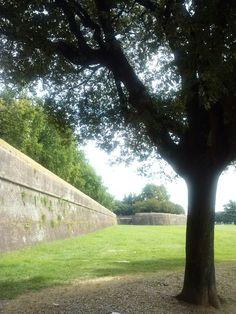 Le Mura, Lucca