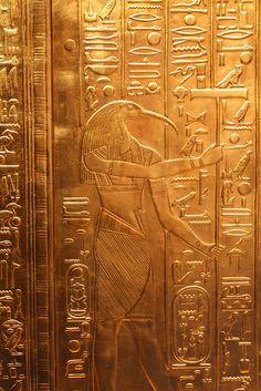 Treasures of Tutankhamun, Thoth