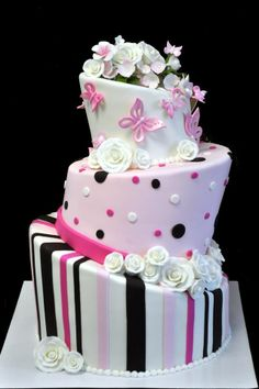 Sweet 16 Decorations Cake | Ariana's must have cake | sweet 16 ideas