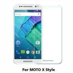 0.26mm Explosion-proof Tempered Glass Film for Motorola MOTO X Style 2015 X3 XT1572 XT1575 Screen Protector film de verre #Affiliate