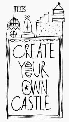 stars inspirations | create your own castle | printable | DIY