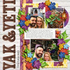 Yak and Yeti - MouseScrappers - Disney Scrapbooking Gallery Kali River Adventure https://kellybelldesigns.com/store/index.php?main_page=product_info&cPath=4&products_id=1292 by Kellybell Designs Beauty Within Grab Bag http://store.gingerscraps.net/Beauty-Within-Grab-Bag.html by Dear Friends Designs, Blue Heart Scraps, Miss Fish Templates, and Tinci Designs