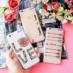 3 capas de telemóveis