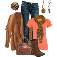 """Tiger's Eye"" by smores1165 on Polyvore"