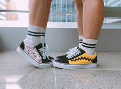 # You're It: Five of our favorite Vans x Peanuts photos from Instagram.  Via @pakyin0610