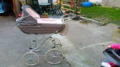 wunderschöner Nostalgie Kinderwagen retro