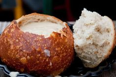 The Recipes of Disney: Monterey Clam Chowder- Pacific Wharf Cafe