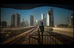 Dubai metro - null